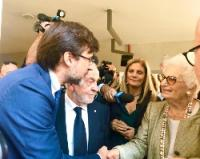 Borghetti e Segre, copyright © 2019 ufficio stampa Regione Lombardia, All rights reserved