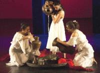 Carmen, produzione Teatro Blu Cadegliano