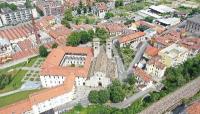 Foto uninsubria: Como Chiostro Sant'Abbondio sede Didec