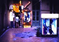 Est Germania, negozio di abiti anni 80