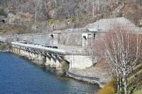 esterno della Centrale idroelettrica Enel Green Power di Roncovalgrande (foto Enel)