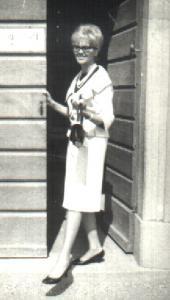 Franca Rame in una foto degli anni Settanta