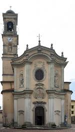 Germignaga, San Giovanni, esterno