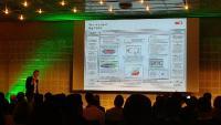"""presentazione """"il BIM in SBB"""" di Lukas Spengeler, leader del programma BIM@SBB."""