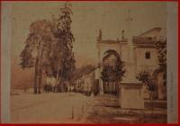 Luino, ante 1867: foto del genovese Celestino Degoix