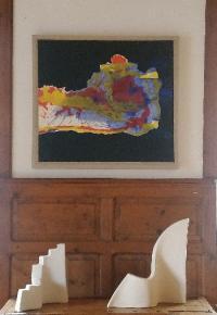 mostra Petra Weiss e Claudio Granaroli