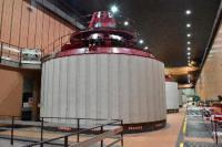 interno Centrale idroelettrica Enel Green Power di Roncovalgrande.(foto Enel)