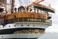 La nave scuola Amerigo Vespucci_Foto Maccione