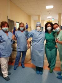 Le infermiere di Cuasso