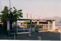 Lido Luino, foto Il Corriere del Verbano, aprile 1997