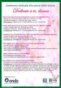 Varese, Bollini rosa all'ospedale Del Ponte