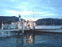 Lungolago di Como e visite alPiroscafo Patria
