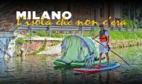 Milano L'isola che non c'era, manifesto