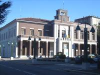 Palazzo Serbelloni, sede del municipio di Luino