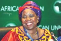 "Palazzo Strozzi Foundation USA,  Nkosazana Dlamini-Zuma ""Donna rinascimentale"" dell'anno"