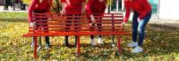 Panchine rosse