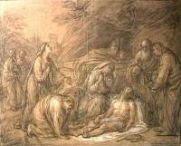 Piccio, Compianto sul Cristo morto
