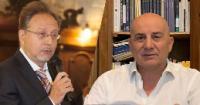 Foto Uninsubria: Pierre Dalla Vigna e Eugenio De Caro