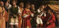 Pinacotca cantonale Giovanni Zü st Rancate, Il Rinascimento nelle terre ticinesi 2, dalla locandina.