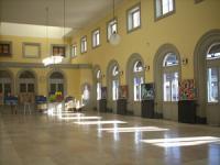 Stazione Luino, interno