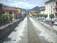 il torrente San Giovanni a Germignaga
