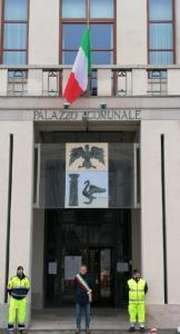 Municipio, il sindaco Pellicini