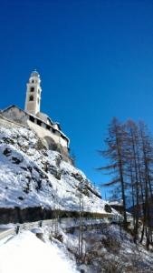 Valdidentro (Sondrio) Località Pedenosso - Chiesa dei Santi Martino e Urbano, foto Cazzaniga