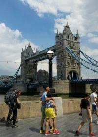 verso il Ponte di Londra