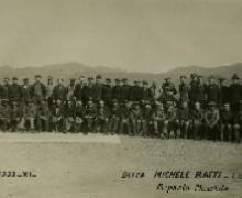 1933 reparto maschile