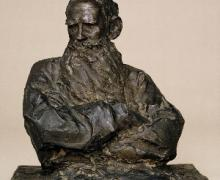 Busto di Lev Tolstoj