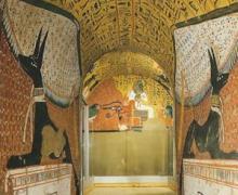 Ingresso tomba Pashed