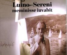 """Plaquette """"Luino per Sereni """", a cura di Francesco Ronchi e Tiziana Zanetti"""