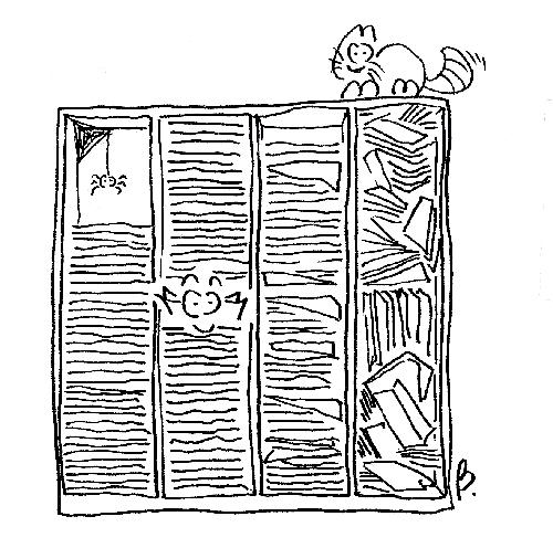 Verby archivista