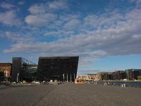 Copenhagen (DE) Biblioteca Reale-Diamante Nero (Schmidt, Hammer e Lassen, 1999), foto Daniele Cazzaniga