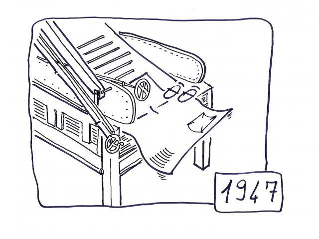 1947... nel mezzo del cammin di nostra vita.